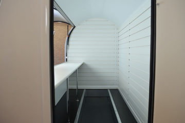 Promotional Trailer Pod Interiors