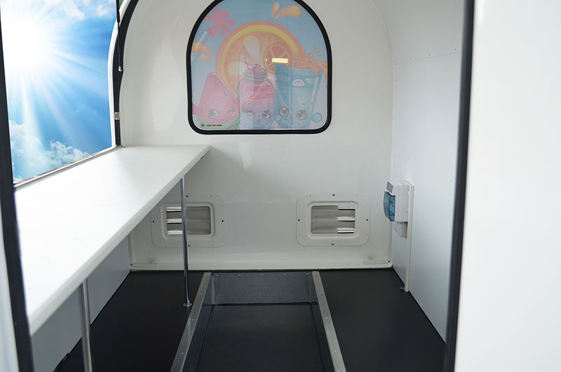 Promotional Trailer interior
